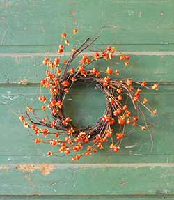 Bittersweet & Vine 14 inch Wreath