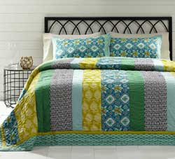 Addison Quilt Set - King
