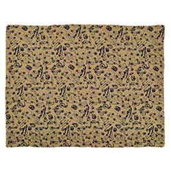 American Burlap Tablecloth - 60 x 80 inch