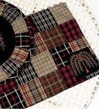 Ashfield Placemats - Patchwork (Set of 2)