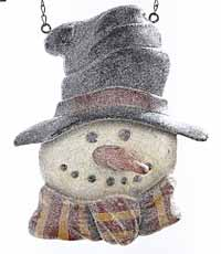 Glitter Snowman Arrow Replacement