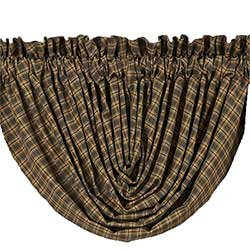 VHC Brands (Victorian Heart) Barrington Valance - Balloon