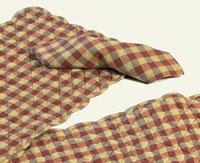 Victorian Heart Bedford Dobby Napkin