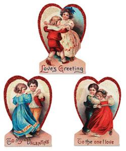 Valentine Dummy Board