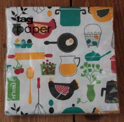 Betty's Kitchen Paper Luncheon Napkins