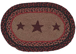 Bingham Jute Placemat with Stars
