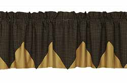 Kettle Grove Valance - Layered