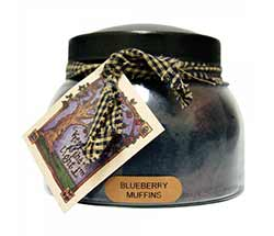 Blueberry Muffins Keepers of the Light Jar Candle - Mama