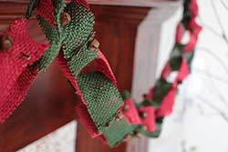 Christmas Chain Garland