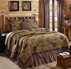 Canavar Ridge Quilt - Luxury King