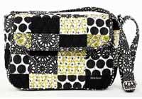 Chartreuse Flap Handbag
