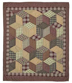 Jackson Quilted Throw