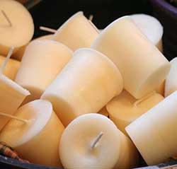 Cinnabun Soy Votive Candle