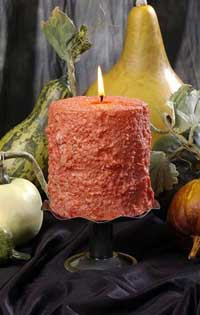 Cinnamon Orange Cake Candle