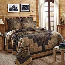 Coal Creek Quilt - Luxury King