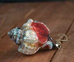 Carocol Shell Ornament