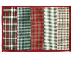 Forreston Patchwork Placemats (Set of 6)