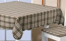 Acorn & Oak Tablecloth - 54 x 54 inch