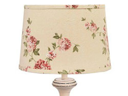 Ellie Rose Lamp Shade - Drum
