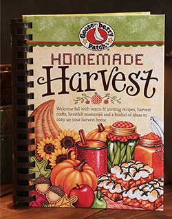 Homemade Harvest Cookbook