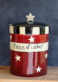 Family Table Canister - Large