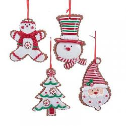 Iced Cookie Ornament