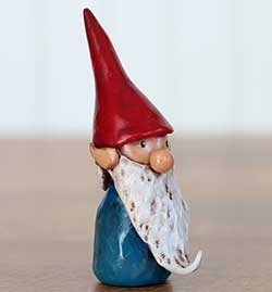 Nordic Gnome Figurine