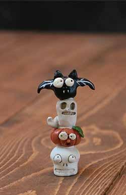 Halloween Totem