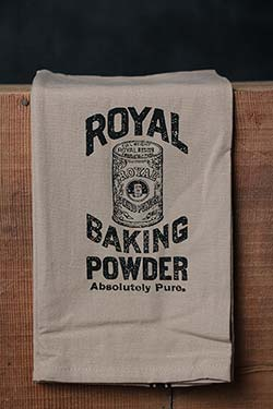 Baking Powder Towel