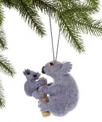 Koala Felt Ornament