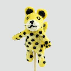 Leopard Finger Puppet