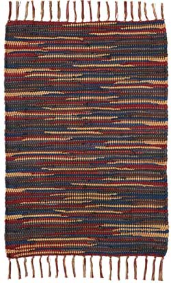 Lewiston Chindi Rag Rug - 20 x 30 inch