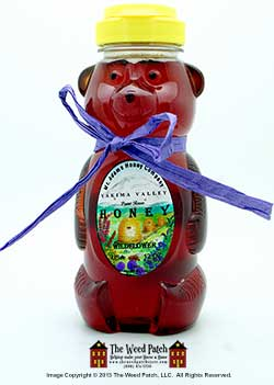 Wildflower Honey - Honey Bear