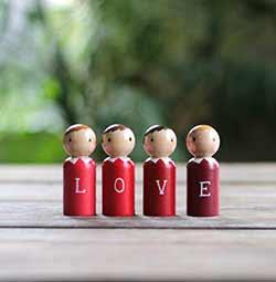 Love Doll Set
