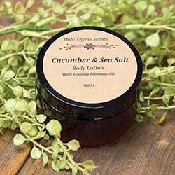 Sea Salt & Cucumber Body Lotion