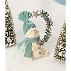 Wish Upon a Star Snowman