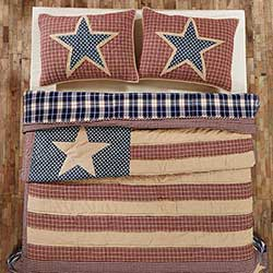 Independence Quilt - Luxury King