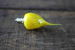 Orange Clove Scented Silicone Light Bulb