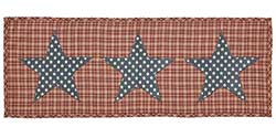 Independence Table Runner, 36 inch