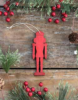 Nutcracker Ornament (Personalized)