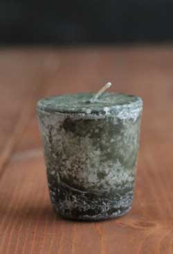 Piney Woods Votive Candle - Judy Havelka