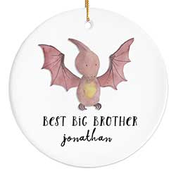 Pterodactyl Personalized Ornament
