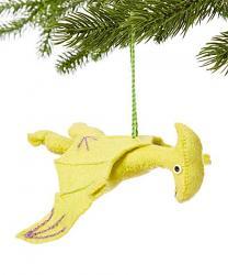Pterodactyl Ornament