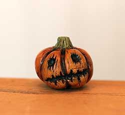 Itty Bitty Creepy Pumpkin