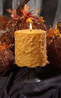 Hearth & Home Traditions Pumpkin Spice Cake Candle