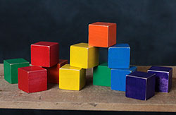 Mini Stacking Blocks (Set of 12)