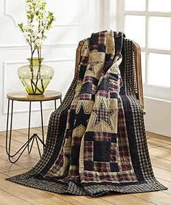 Revere Quilted Throw