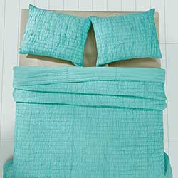 Rochelle Beach Glass Quilt Set (Multiple Size Options)