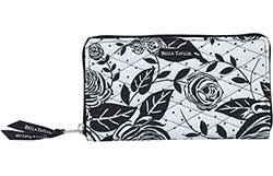Rose Pop Zip To It Wallet