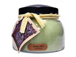 Sage & Citrus Keepers of the Light Jar Candle - Mama